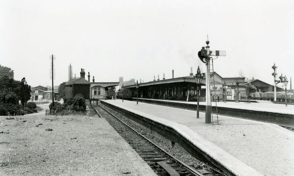 Didcot station, c.1950s