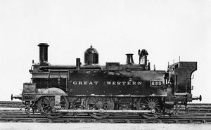 0-6-0 Tank Locomotive, No. 633