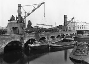 GWR Docks Brentford, c1930