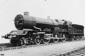King Class Locomotive, No.6029, King Stephen