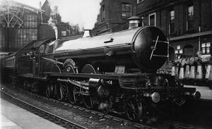 No 111 The Great Beat at Paddington Station, c1910