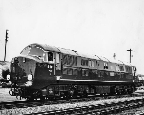 Class 41, built by North British