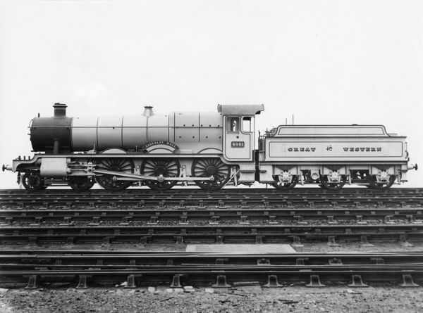 4-6-0 wheel arrangement, built 1928