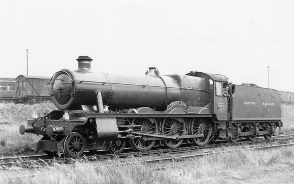 Seen here at Tyseley in May 1948