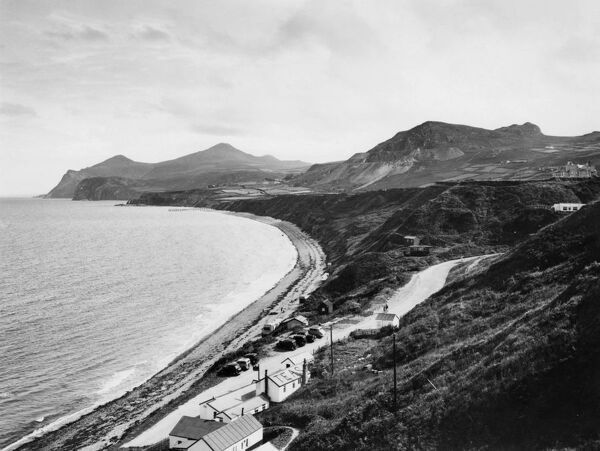 Nefyn Bay & The Rivals, Wales, August 1938