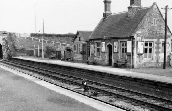 Woodborough Station, c1960s