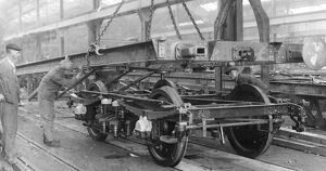<b>Carriage and Wagon Works</b><br>Selection of 40 items