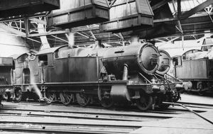 2-8-0 tank locomotive no. 5230