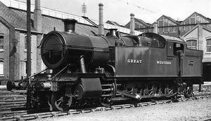 2-8-2 Tank Locomotive, No. 7200