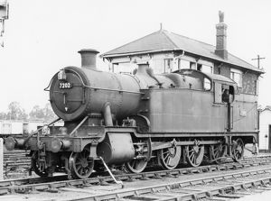 2-8-2 Tank Locomotive No. 7202