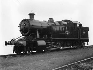 2-8-2 Tank Locomotive, No. 7224