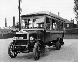 GWR Road Vehicles