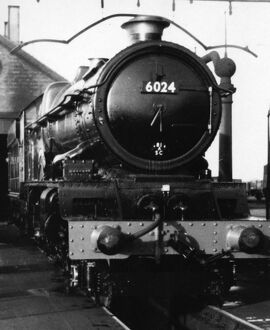 No 6024 King Edward I