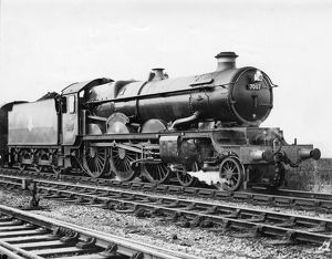No 7007 Great Western