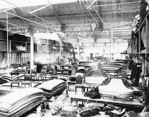 No 9 Carriage Trimming Shop, c1906