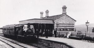 <b>Abbotsbury Station</b><br>Selection of 2 items