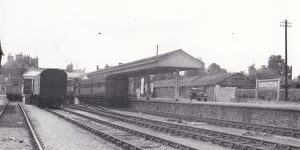 <b>Abingdon Station</b><br>Selection of 2 items