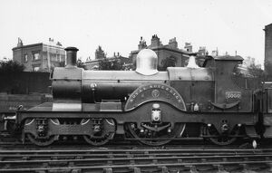 Achilles Class Locomotive No. 3050, Royal Sovereign