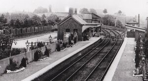 <b>Adderbury Station</b><br>Selection of 1 items