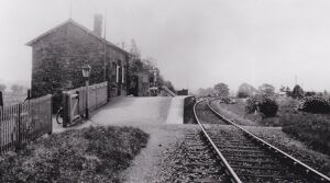 Ameley Station, c1920s