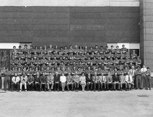 Apprentice Training School - 1979 intake