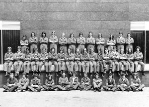 Apprentice Training School, Swindon - 1975 intake