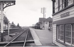 <b>Athelney Station</b><br>Selection of 3 items