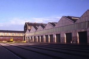 B Shed, c1990s
