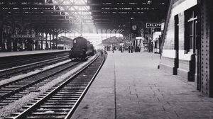 Birmingham Snow Hill Station, c.1940s