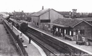 Bishops Lydeard Station, c.1930