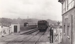 Blue Anchor Station and Signalbox