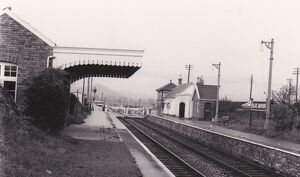Blue Anchor Station, c.1960