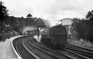 Bodmin Road Station, c1950s