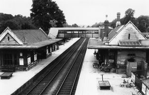 Bradford on Avon Station, c.1930s