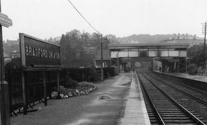 Bradford on Avon Station, c.1960s
