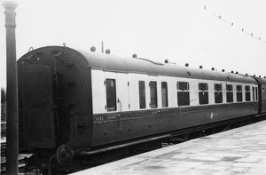 Brake composite carriage, No.6385