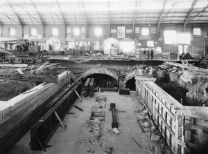 Bristol Temple Meads station alterations, 1934