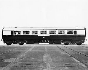 Buffet Car No 9631