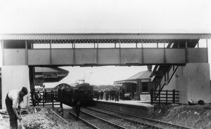 Castle Cary Station, c.1910