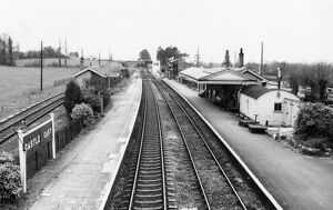 Castle Cary Station, c.1950s