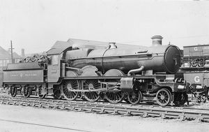 Castle Class Locomotive, No. 5006, Tregenna Castle