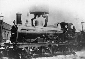 Chancellor Class locomotive, No. 153