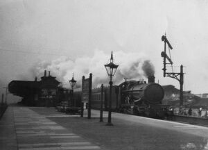 Didcot Station, c.1930s
