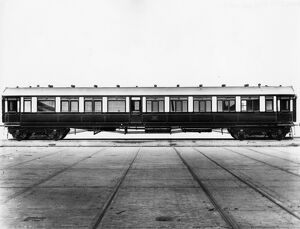 Third Class Carriage No. 3277, built 1905