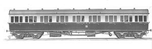 Composite Carriage No.6572