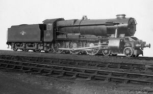 County Class locomotive no. 1013, County of Dorset, 1959