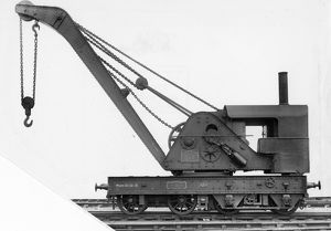 Cowens Sheldon & Co Ltd 15T breakdown crane No.1
