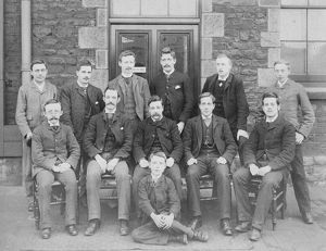 Workers at Swindon Works (Selection of 35 Items)