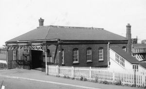Dudley Station, 1963