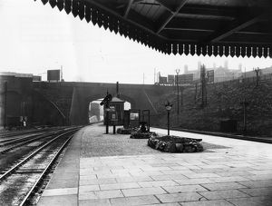 Dudley Station, c1950s